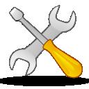 Advanced, Settings, Setup, Tools Icon