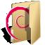 Debian, Folder Icon