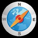 Compass, Navigate, Navigator Icon