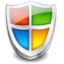 Shield, Vista Icon