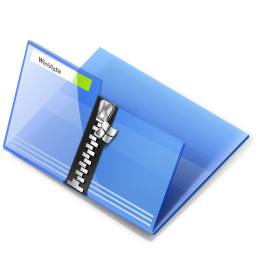 Compressed Folder Secure Zip Icon Download Free Icons