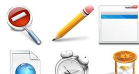 Vista ICO Toolbar Icons
