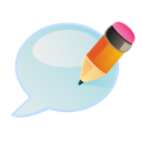 Comment, Write Icon