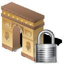 Arcodeltriunfo, Lock Icon