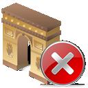 Arcodeltriunfo, Close Icon