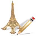 Torreeiffel, Write Icon