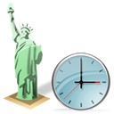 Clock, Estatuadelalibertad Icon