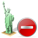 Delete, Estatuadelalibertad Icon
