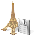 Save, Torreeiffel Icon