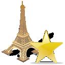 Star, Torreeiffel Icon