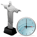 Christ, Clock, Jesus Icon