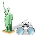 Estatuadelalibertad, Search Icon