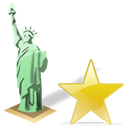 Estatuadelalibertad, Star Icon
