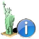 Estatuadelalibertad, Info Icon