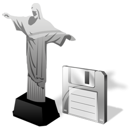 Cristoredentor, Jesus, Save Icon