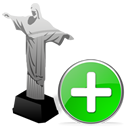 Add, Cristoredentor Icon