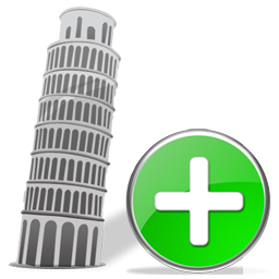 Add, Torredepisa Icon