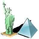 Estatuadelalibertad, Level Icon