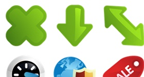 Woothemes Ultimate Icon Set Icons