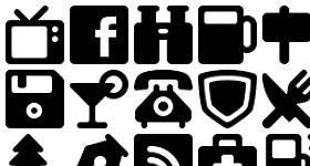 WPZOOM Developer Icon Set Icons