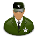 Officer, Watchman Icon