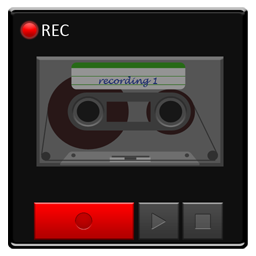 Android, Detailed, Recorder Icon