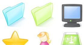 Colo Brush Pack Icons