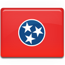 Flag, Tennessee Icon