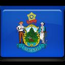 Flag, Maine Icon