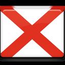 Alabama, Flag Icon