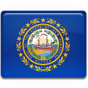 Flag, Hampshire, New Icon