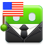 America, Election, States, United, Usa Icon