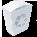 Bin, Full, Garbage, Recycle, Trash Icon