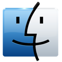 Apple, Finder, Mac Icon