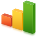 Analytics, Bars, Chart, Graph, Seo, Statistics, Stats Icon