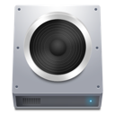 Audio, Hdd Icon