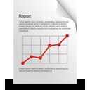 Analysis, Report, Statistics Icon