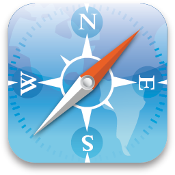 Browser, Safari Icon