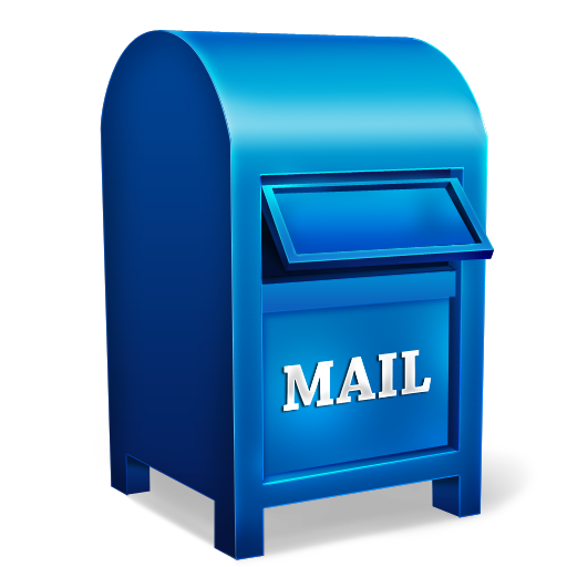 Mail, Mailbox Icon