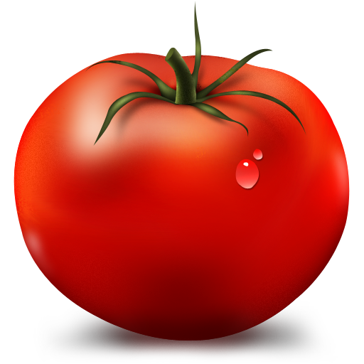 Fruit, Tomato, Vegetable Icon