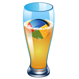Beer, Buzz, Drink, Glass, Google Icon