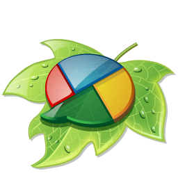 Buzz, Google, Leaf Icon