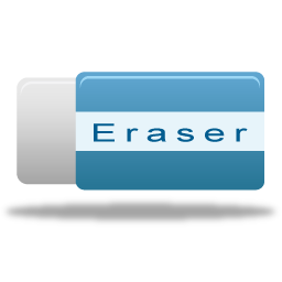 Clear, Eraser Icon
