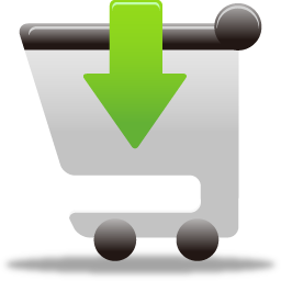Cart, Insert, Shopping Icon