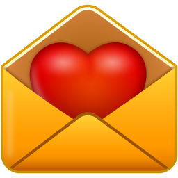 Email Love Icon Download Free Icons