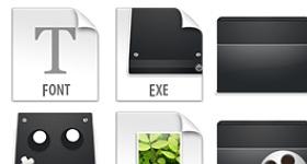 Exempli Gratia Icons