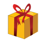 Box, Christmas, Gift, Icon Icon