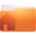 Home, User Icon