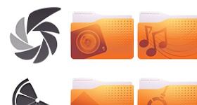 FS Icons Ubuntu Light Icons