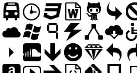 Ico Moon Icons